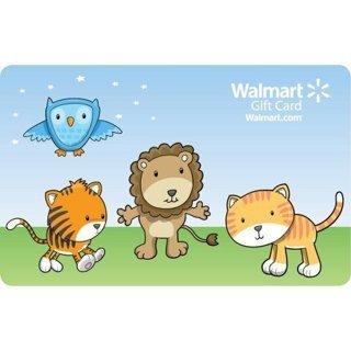 $5.00 Walmart Gift Card