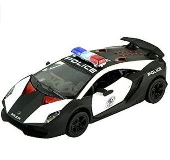 Lamborghini Sesto Elemento Police Car