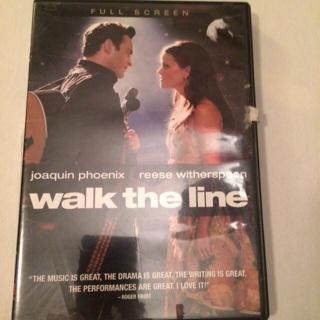 Walk the line dvd