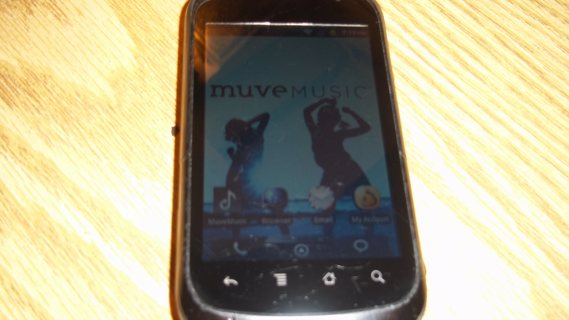 ZTE Groove Android Phone