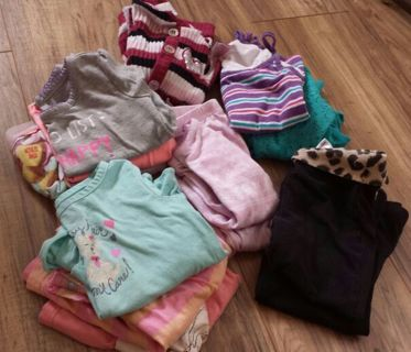 18/24m CUTE Toddler Girls Clothes♡ & more! ♡