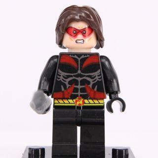 New James Proudstar Minifigure Building Toy Custom Lego