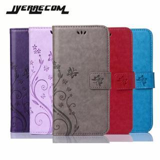 JYERAECOM Flip PU Leather + Wallet Cover Case For Coque Lenovo A1010 A1000 A2010 A536 Lemon 3 K5 S