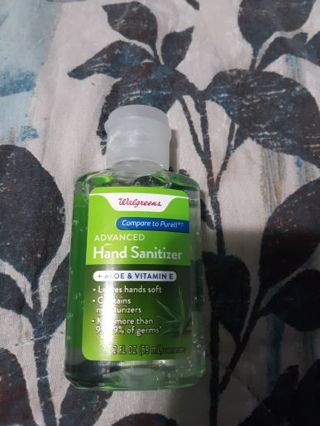 Three 2 Ounce Hand Sanitizers