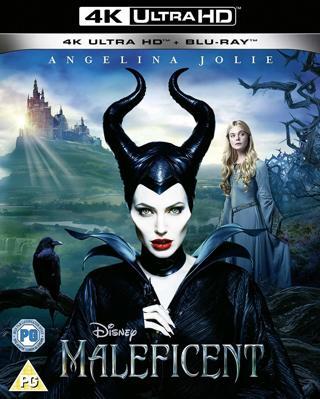 Maleficent (4K) Full Code (Movie + Dmi)