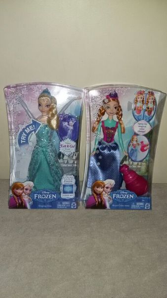 singing elsa doll instructions