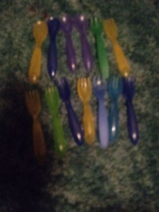 Infant Spoons and Forks
