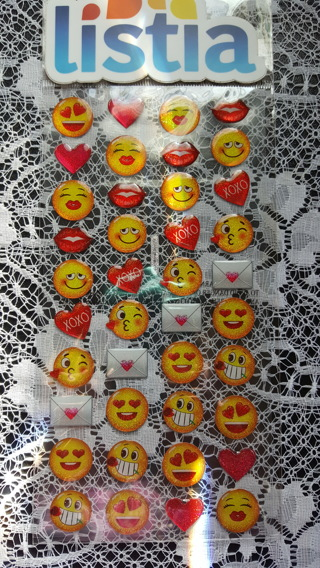 Valentine's Day  Emoji Stickers