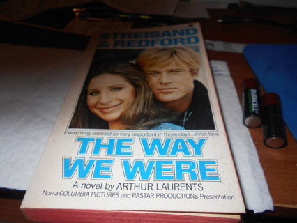 The Way We Were By Arthur Laurents