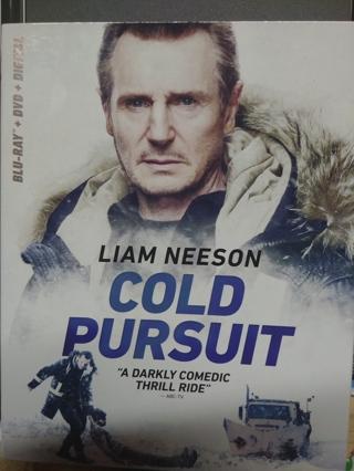 COLD PURSUIT  ((( 2019 RELEASE ))) LIAM NEESON