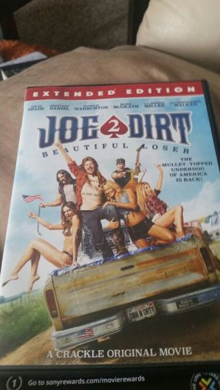 Joe dirt 2 uv copy