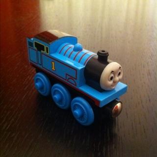 Thomas The Tank Engine Wooden Toy