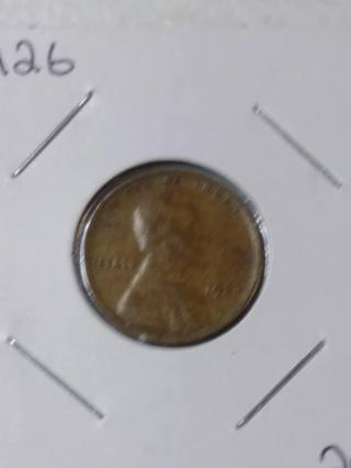 1926 Lincoln Wheat Penny! 97
