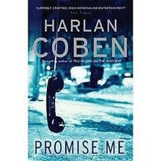 Promise Me by Harland Coben (TPB/GFC) #LLP22ml