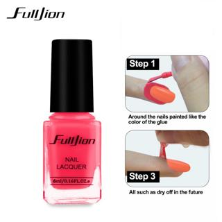 Peel Off Liquid Tape Nail Polish Protected Finger Skin Cream White Pink Liquid Latex Nail Art Tape