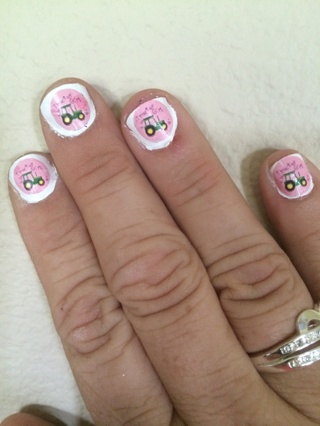 Free 45 John Deere Nail Decals Nails Listia Auctions For