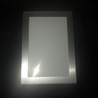 Picture frames 12 silver brand new