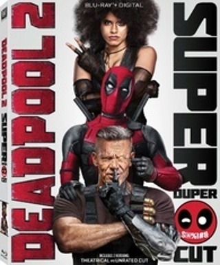 Deadpool 2 HD digital code only