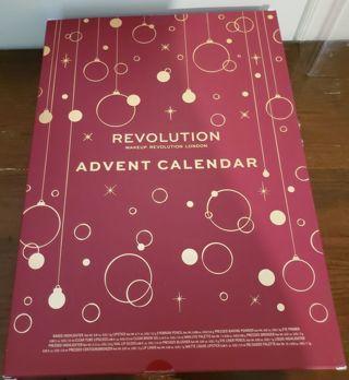 *LAST ONE* Revolution 25 Beauty Product Advent Calendar! Serious Mystery Beauty Lot!
