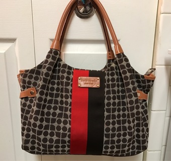 KATE SPADE STEVIE PURSE SATCHEL