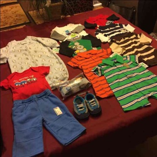 """BUNDLE"" INFANT BOYS CLOTHES"