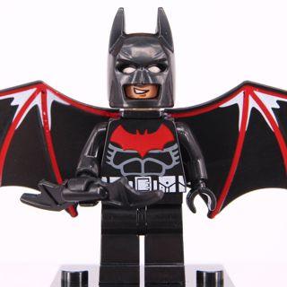 New Batman Beyond Minifigure Building Toy Custom Lego