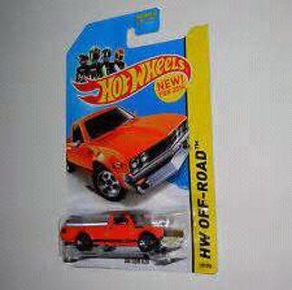 Hot Wheels 620 Datsun