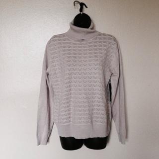 NWTs Karson & Taylor Oatmeal Sweater, XL $48