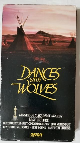 Dances with Wolves with Kevin Costner
