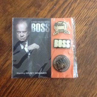 Boss pins