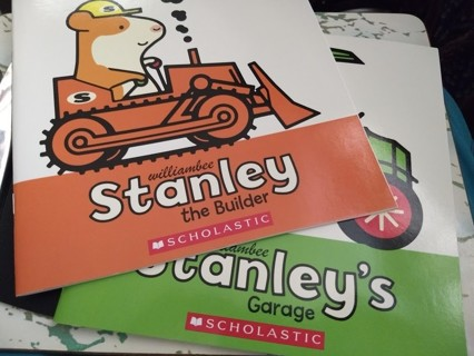 2 Williambee Stanley books