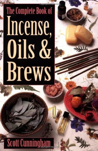 The Complete Book of Incense, Oils and Brews (Llewellyn's Practical Magick) FREE SHIPPING