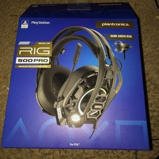 Plantronics Rig 500 Pro Gaming Headset