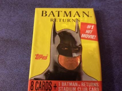 Batman Returns Trading Cards, NEW, L@@K