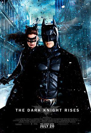"""The Dark Knight Rises"" HDX - Vudu/movieanywhere Digital Movie Code"