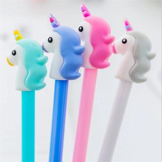Gel Pen Unicorn Pen Stationery Kawaii School Supplies Gel Ink Pen School Stationery Office Supplie