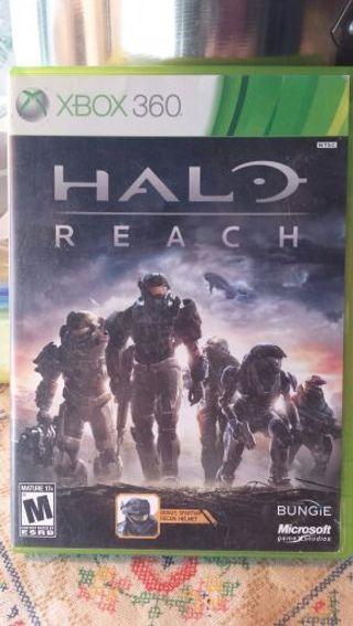 Halo Reach Xbox 360 (See photos)