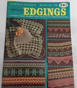 Priscilla Edgings  Patterns