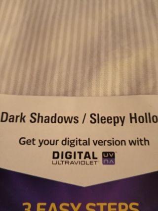 Dark Shadows/Sleepy Hollow VUDU Code