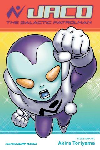 Jaco the Galactic Patrolman Anime Manga FREE SHIPPING