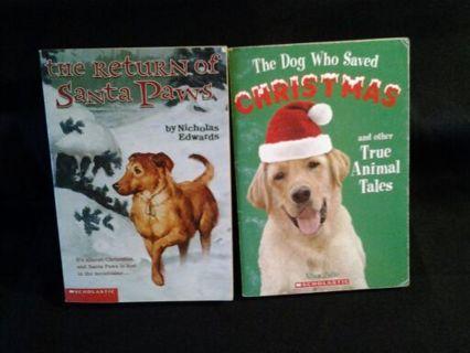 The Dog Who Saved Christmas.Free 2 Dog Christmas Books The Dog Who Saved Christmas