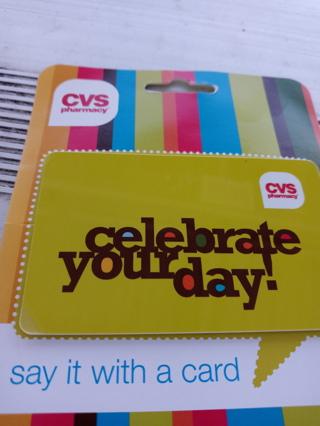 Cvs 10 gift  card