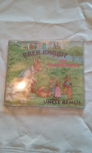 EASTER TALES BRER RABBIT AND THE LITTLE BUNNIES -UNCLE REMUS-CD