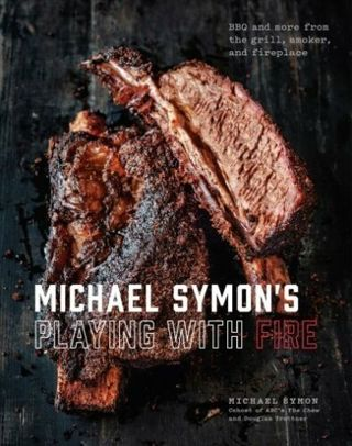 Michael Symon's Playing with Fire : BBQ and More from the Grill, Smoker, and Fireplace: A Cookbook