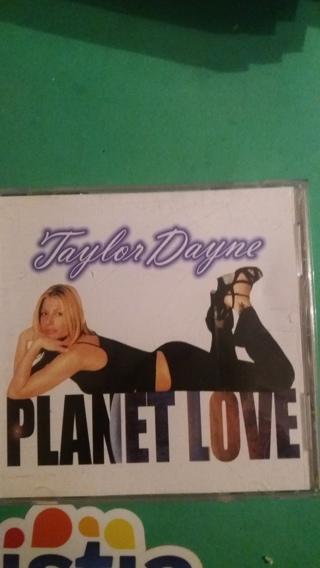 cd taylor dayne planet love free shipping