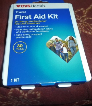 First Aide Kit - New