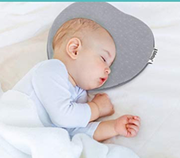 Baby Pillow for Newborn Infant(0-12months),Flat Head Prevention