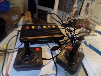 Atari Flashback Game Classic console & 2 controllers