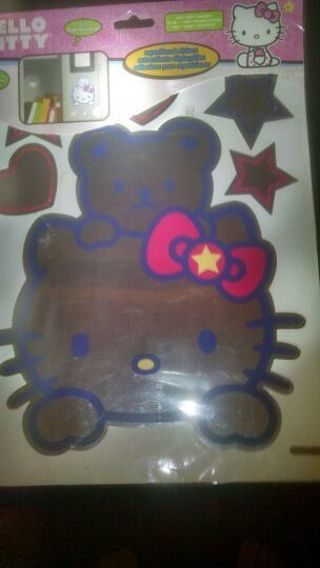 **HELLO KITTY 3D REPOSITIONAL STICKERS**