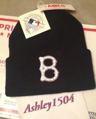 NEW Boston Red Socks MLB Baseball Bling Beanie Hat FREE SHIPPING